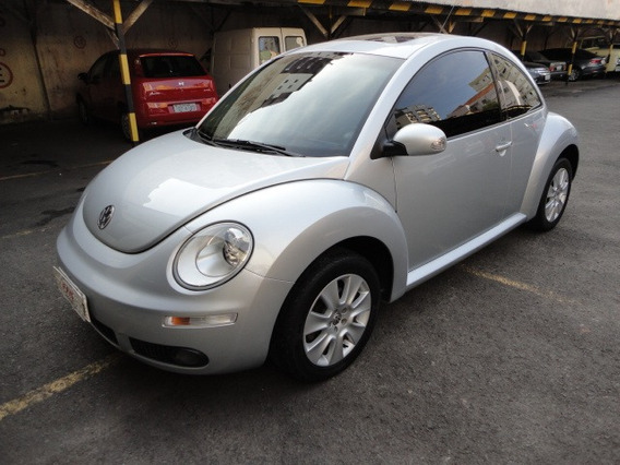 Volkswagen New Beetle ,aut , Completo,teto,roda Liga, Couro