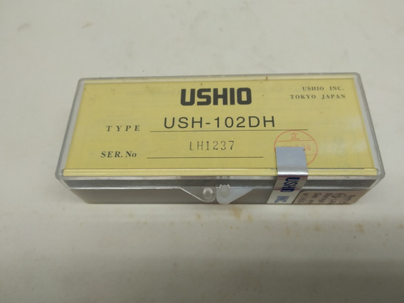 Lâmpada Ushio Ush-102d Mercury Short Arc Lamp,olympus Nikon