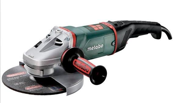 Amoladora Angular Metabo 26-230 Mvt Quick-2600 Wat