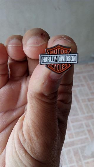 Pin Da Harley Davidson