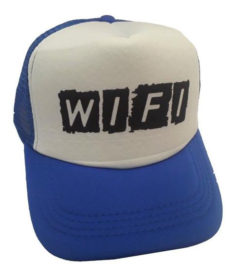Gorra Wifi Team ( Yao Cabrera )