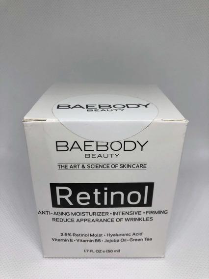 Retinol Y Eye Gel Para Arrugas Y Ojeras (anti-aging)