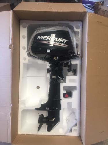 Motor Mercury 5 Hp 4 Tiempos Cero Horas Garantía Oficial