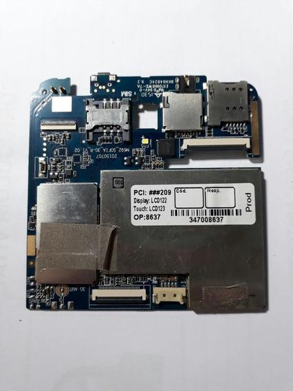 Placa Mãe Tablet Dl 700 - Tabphone Tp 304 Com Defeito #