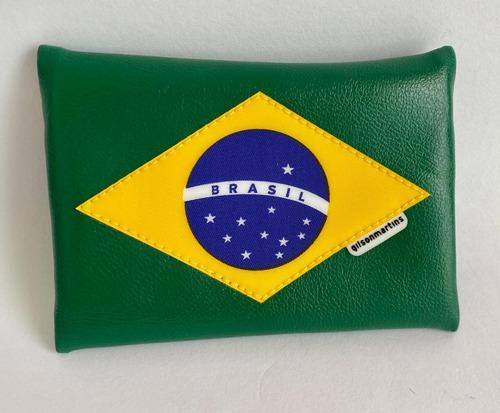 Porta Níquel Brasil Gilson Martins