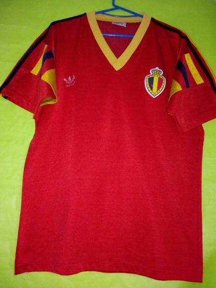 Camiseta De Bélgica Talle 3 Años 90