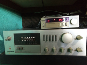 Amplificador Gradiente 246 Funcionando