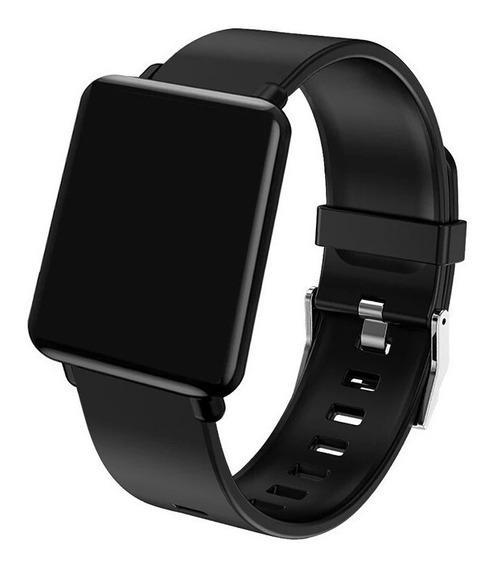 Relógio Inteligente Original Modelo 1155 Preto Smartwatch