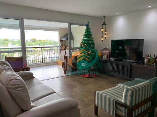 Imagem 1 de 30 de Apartamento À Venda, 154 M² Por R$ 1.430.000,00 - Bosque Maia - Guarulhos/sp - Ap3256