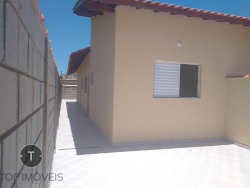 Casa Nova 2 Dormitórios À Venda Em Itanhaém,são Paulo ,bairro Sion - Ca00478 - 68297484
