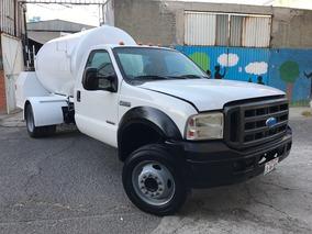 Pipa De Gas Lp 5800 Lts !!!! Estrena !!!! Ford F-450