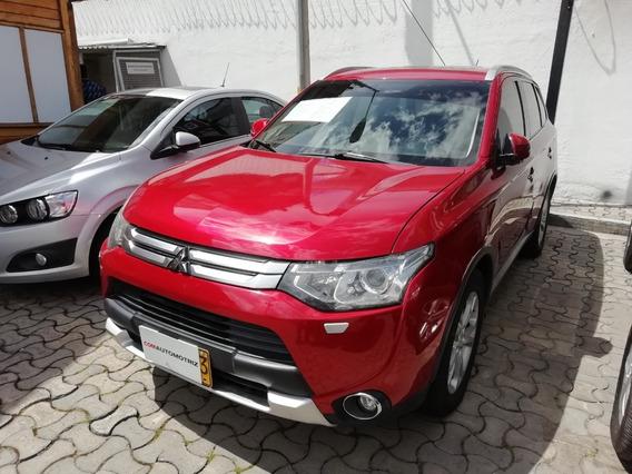 Mitsubishi Outlander 4x4 Automatica