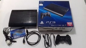 Ps3 (playstation 3) 500 Gb Super Slim