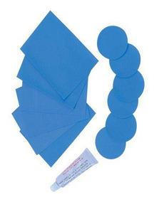 Kit De Reparo Para Piscinas De Pvc Plástico - Ntk