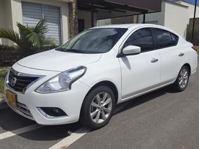 Nissan Versa Advance At 1600 2015 Full Equipo