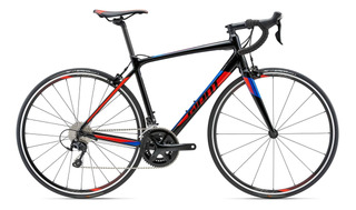 Bicicleta Ruta Giant Contend Sl 1 Shimano 105 2018