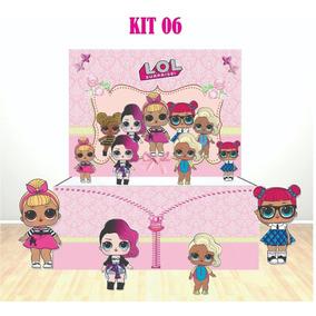 Kit Display Chão Lol 8 Peças + Painel + Frente De Mesa (10)