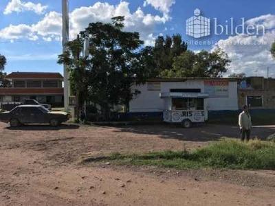 Terreno Comercial En Venta Hidalgo