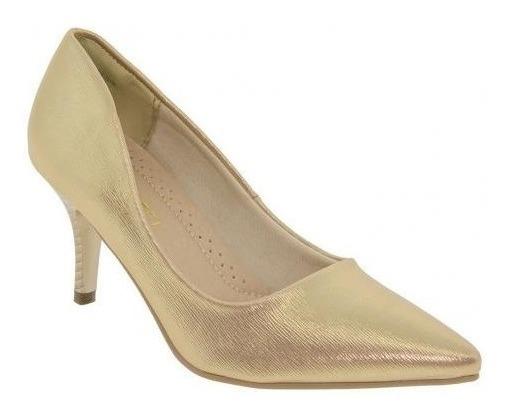 Sapato Scarpin Feminino Facinelli 62107 Festa - Maico Shoes