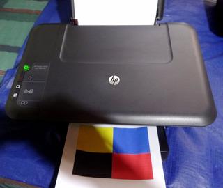 Impresora Escaner Hp 2050 Cartuchos Originales Funcionando