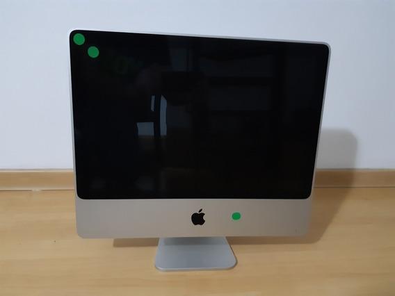 Carcaça Apple iMac 20 Mid 2007 Com Tela E Vidro