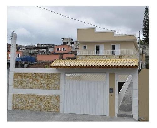 Sobrado Com 2 Dormitórios À Venda, 57 M² Por R$ 264.0 - Itaquera - São Paulo/sp - So6615