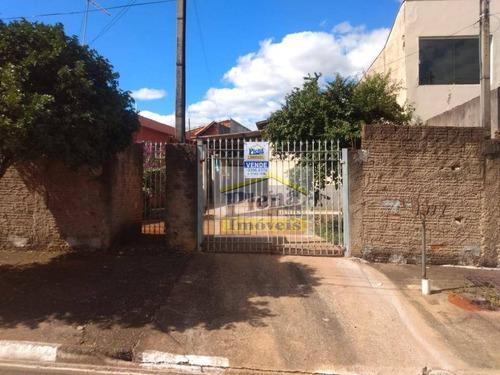 Casa Com 2 Dormitórios À Venda, 70 M²  - Jardim Manchester (nova Veneza) - Sumaré/sp - Ca3950