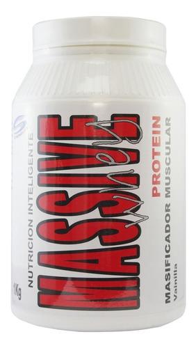 Oferta!!! Massive Punch X 1 Kg, Aumento De Masa Muscular