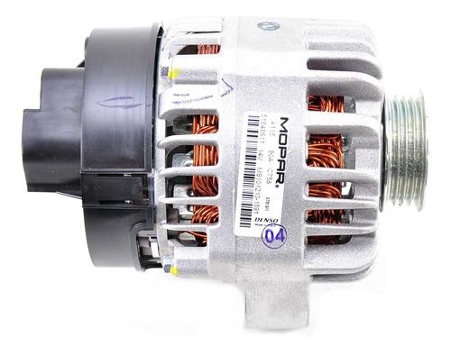 Imagem 1 de 4 de Alternador Original Fiat Uno 2011 A 2021 Últimas Unidades
