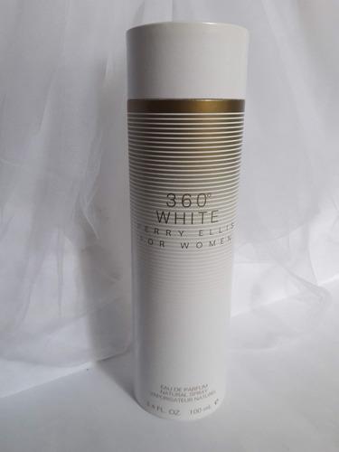 Perfume 360 White Dama 100ml. 100% Originales