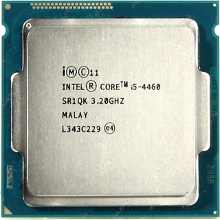 Combo Intel I5 4 Gen + Motherboard H81m-h