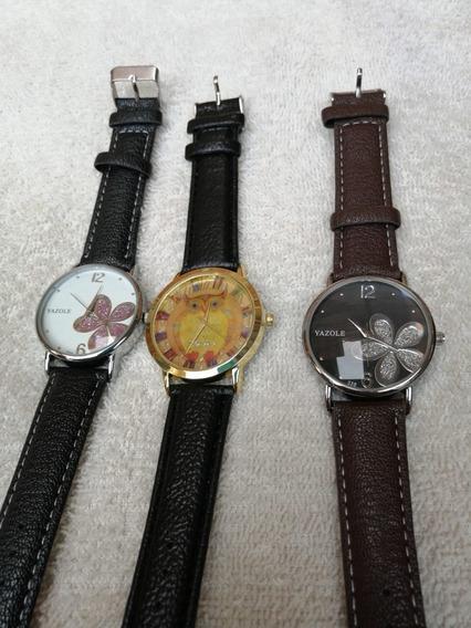 Reloj Elegante Y Moderno