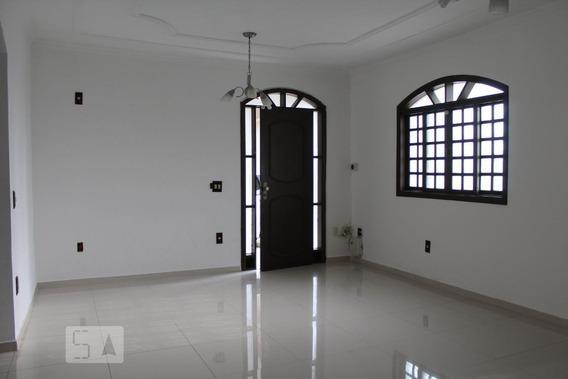 Casa Para Aluguel - Anhangabaú, 3 Quartos, 196 - 893023374
