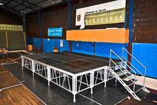 Arriendo De Escenarios Y Tarimas De Aluminio Para Eventos