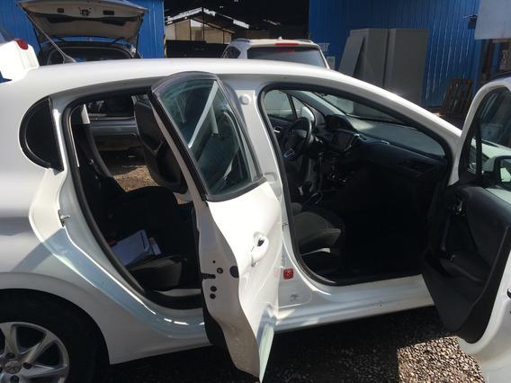Peugeot 208 1.2 Blanco 5 Puertas