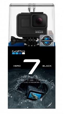 Camera Gopro Hero 7 - Black Edition