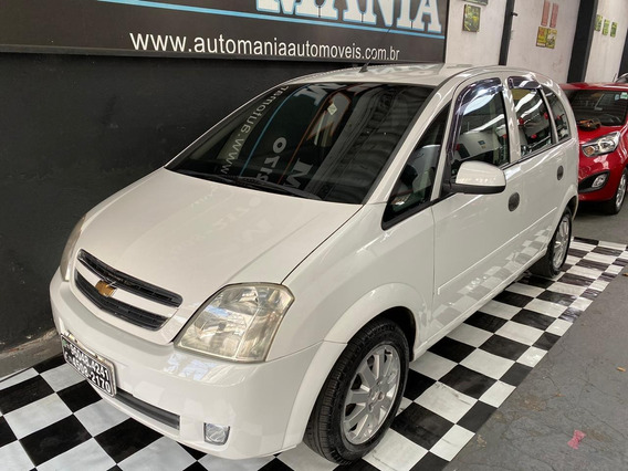 Chevrolet Meriva Joy 1.4 Flex Manual Sem Entrada
