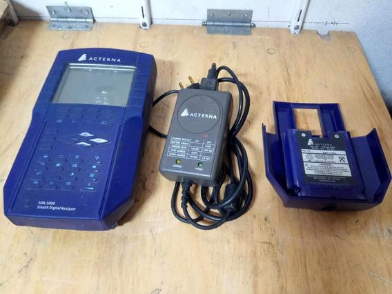 Analisador Digital Hfc Acterna Sda-500