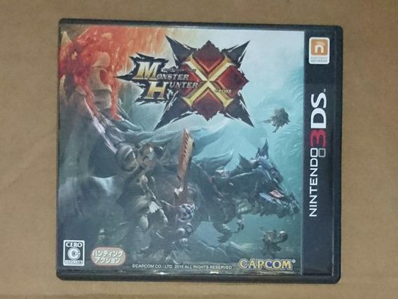 Monster Hunter :generations 3ds Original Japonês