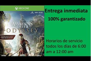 Assassins Creed Odyssey Xbox One Digital