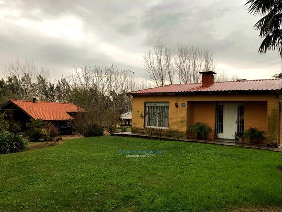 Venta De Granja En Melilla Con Cuatro Casas.