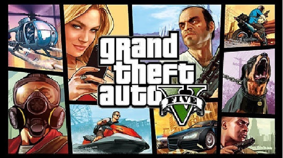 Gta V 5 Pc Mídia Digital Original