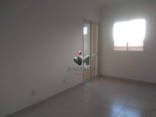 Imagem 1 de 29 de Apartamento Com 3 Dormitórios À Venda, 80 M² Por R$ 385.000,00 - Vila Tibério - Ribeirão Preto/sp - Ap2044
