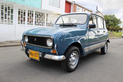 Renault R4 1.3 Lider