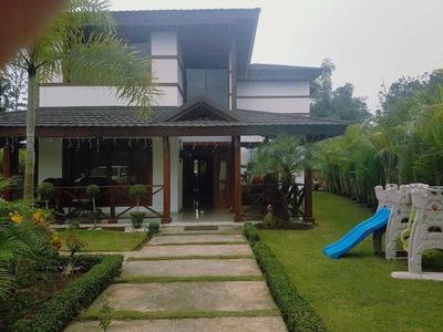 Villa Amueblada En Venta Y Renta En Jarabacoa La Vega