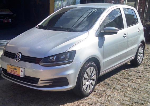 Volkswagen Fox Trendline 1.0 Flex Ano 2015
