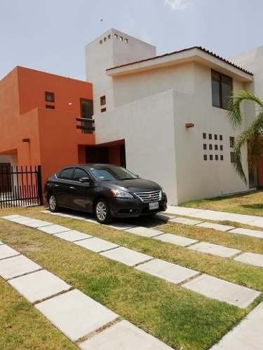 Renta Residencia En Puerta Real Hermosa Y Super Bien Ubicada