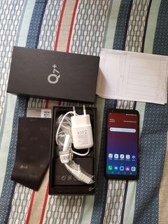 LG Q7 Plus Seminovo Com Apenas 22 Dias De Uso