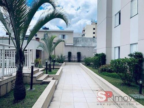 Apartamento Com 2 Dormitórios À Venda, 50 M² Por R$ 290.000,00 - Vila Amália (zona Norte) - São Paulo/sp - Ap0638