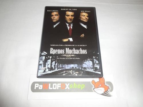 Dvd Original Goodfellas Buenos Muchachos Audio Ingles Mercado Libre